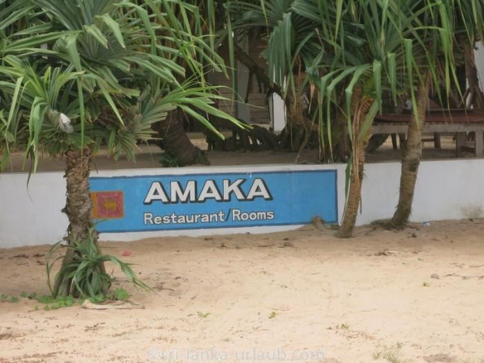 Amaka Retaurant & Rooms