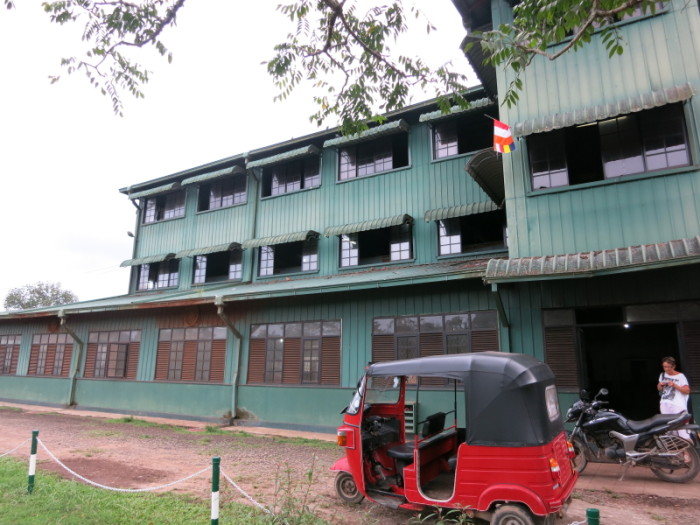 Miriswatta Tea Factory in Kahaduwa – Sri Lanka
