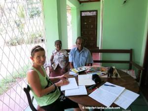 Sinhala lernen