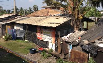 Vorgetäuschte Armut Sri Lanka