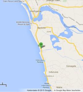 bentota-google-maps
